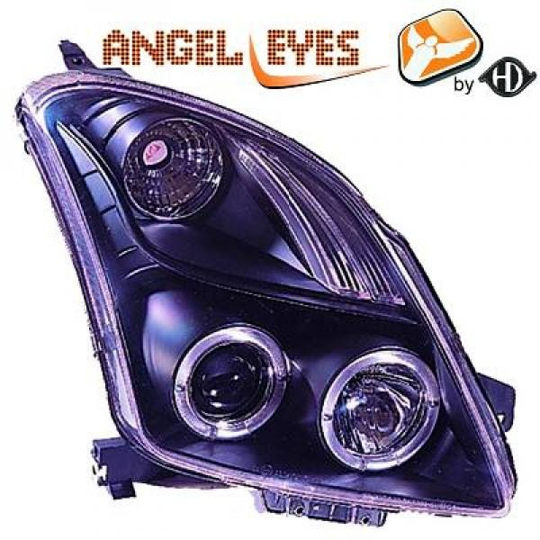 Suzuki-Swift-05-10-–-Faróis-Angel-Eyes-Preto