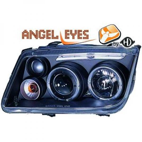 Volkswagen-Bora-98-05-–-Faróis-Angel-Eyes-Preto