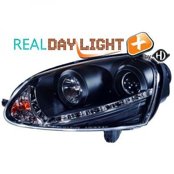 Volkswagen-Jetta-05-10-–-Faróis-Xénon-Dayline-Pretos-v.2
