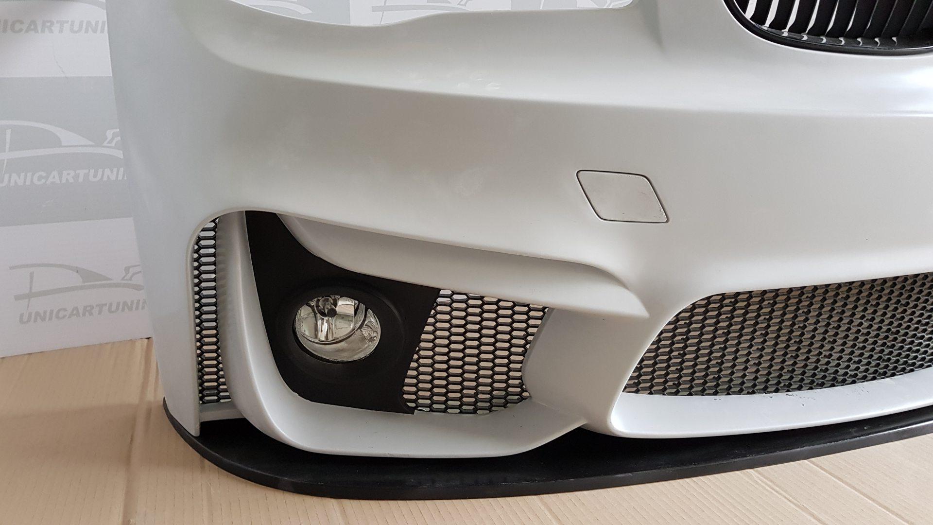 BMW-Serie-1-E87-04-11-Para-choques-Frente-Look-M4-2