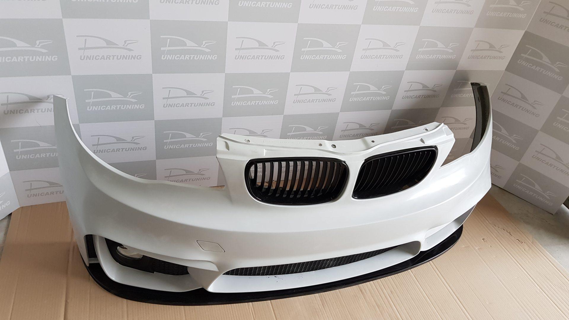 BMW-Serie-1-E87-04-11-Para-choques-Frente-Look-M4-3