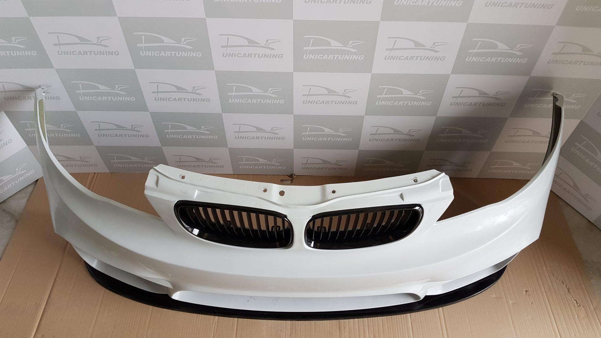 BMW-Serie-1-E87-04-11-Para-choques-Frente-Look-M4-5