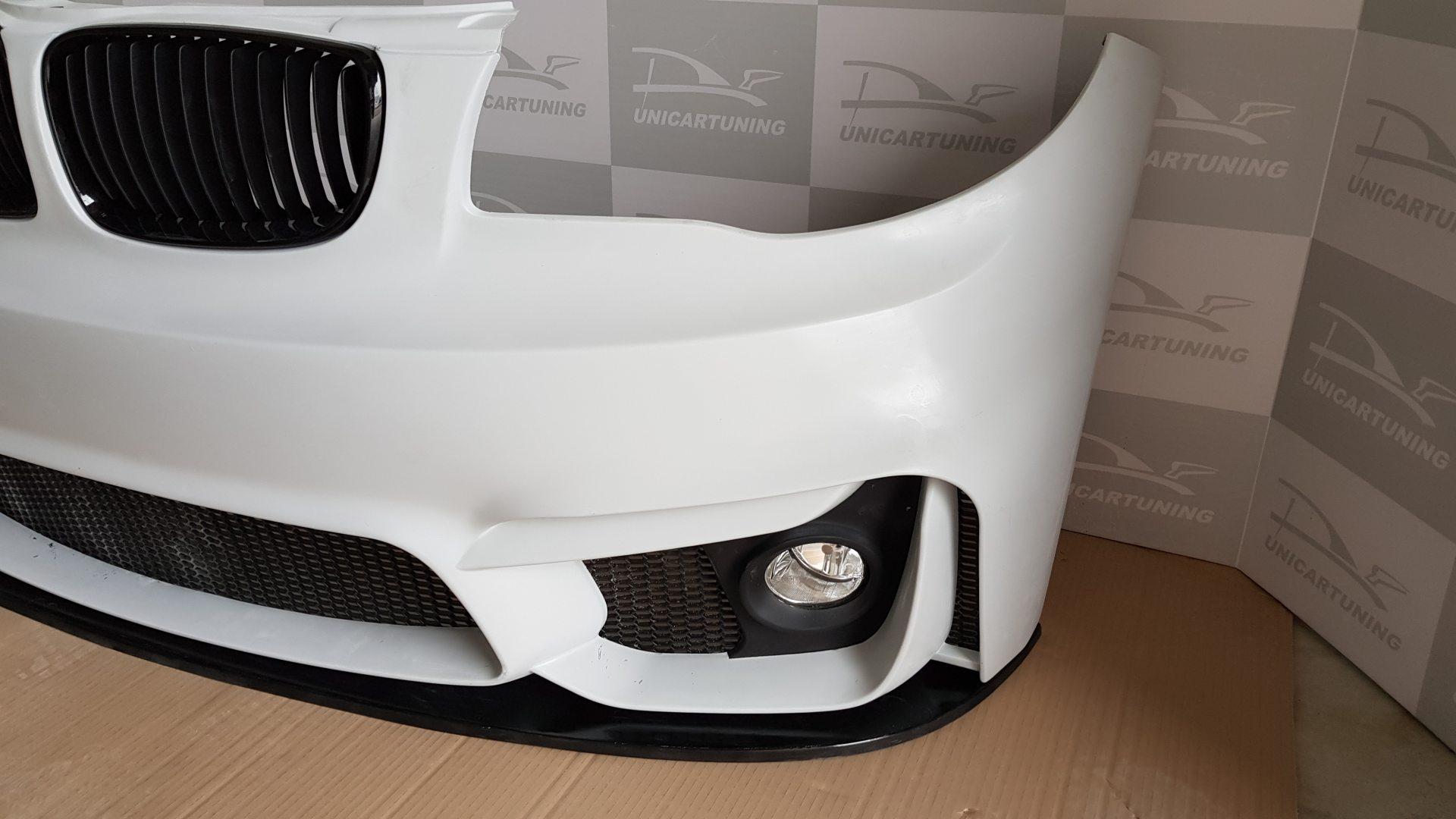 BMW-Serie-1-E87-04-11-Para-choques-Frente-Look-M4-7