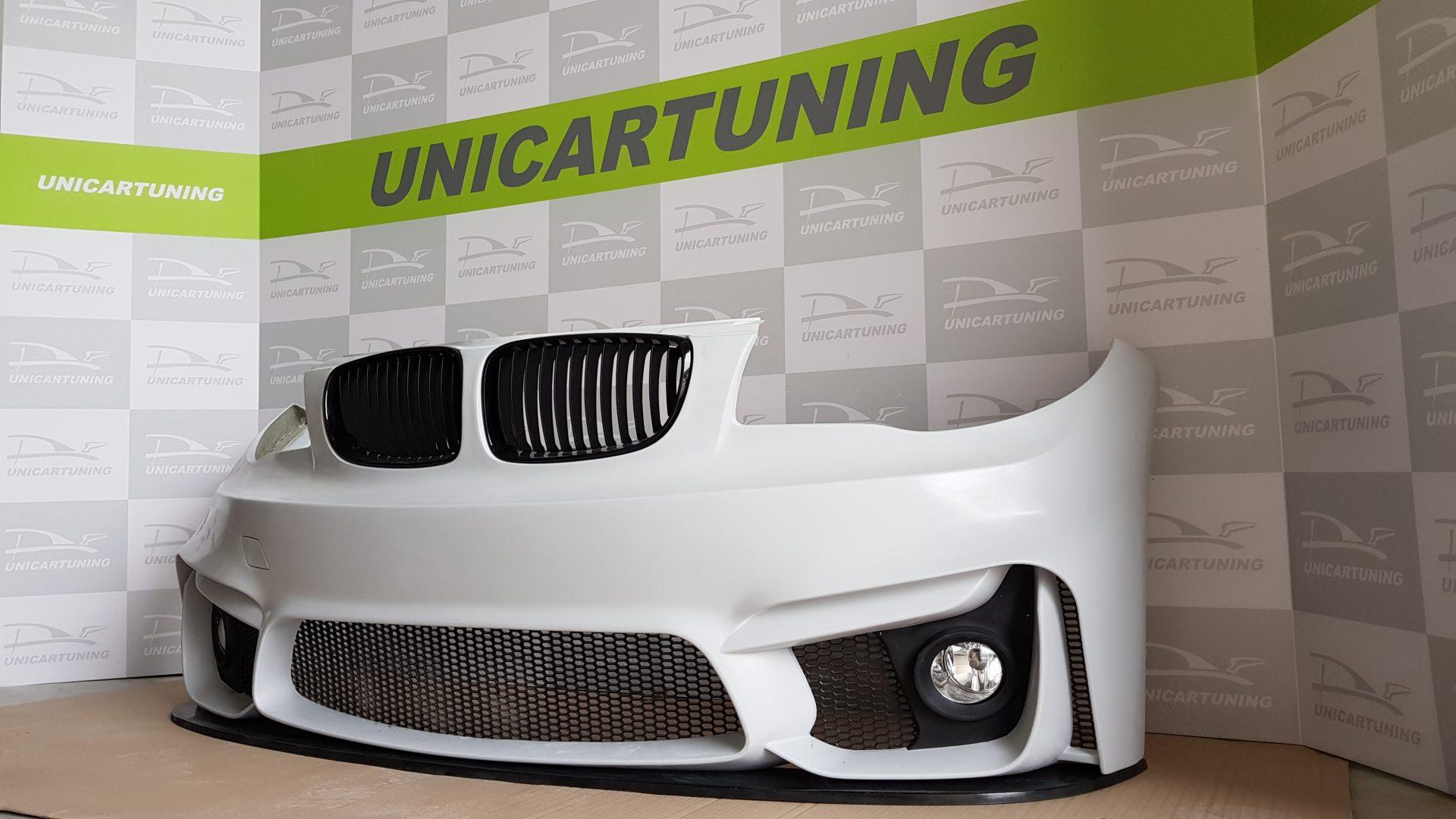 BMW-Serie-1-E87-04-11-Para-choques-Frente-Look-M4-9
