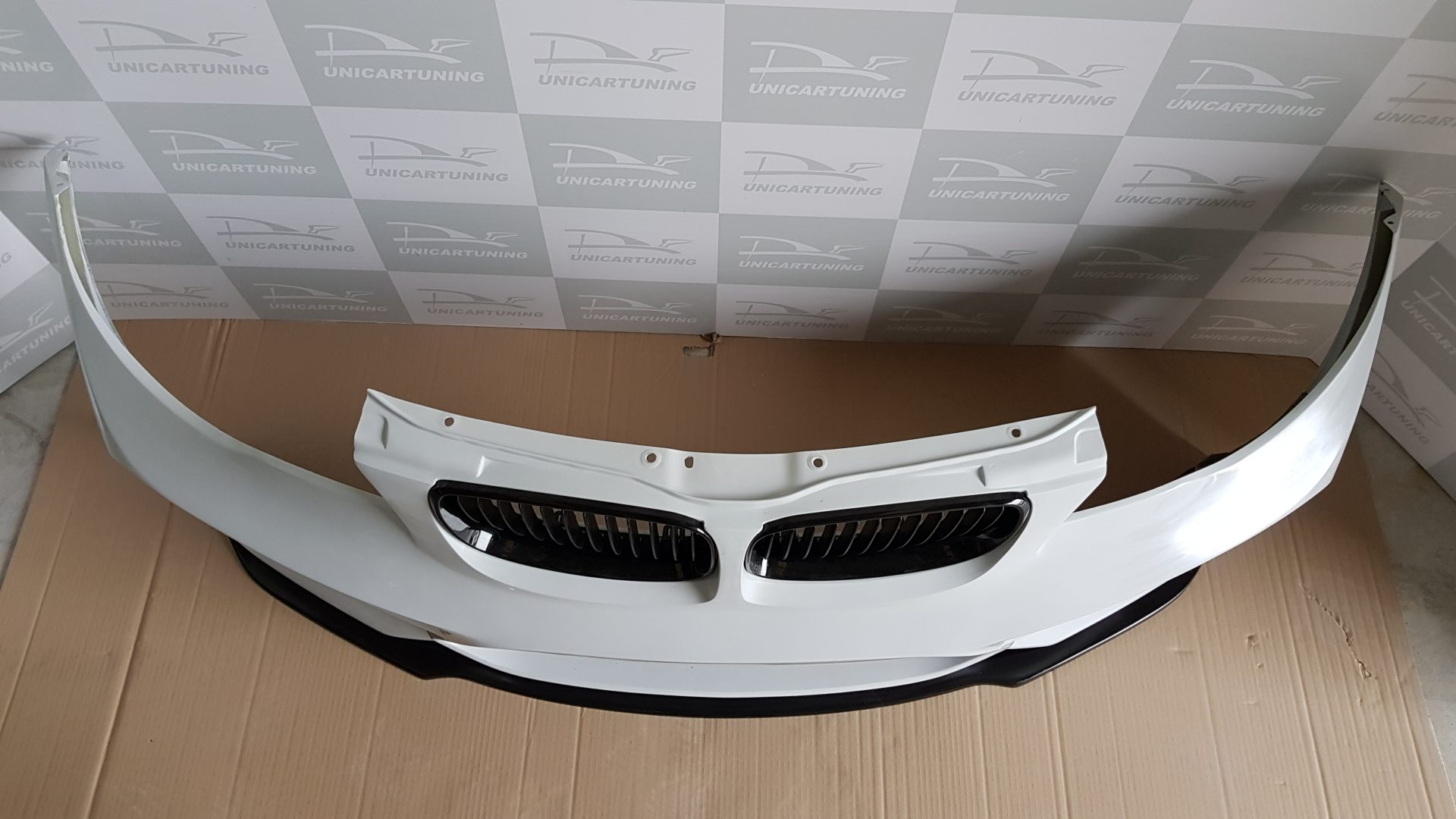 BMW-Serie-1-Para-choques-Frente-Look-M2-2
