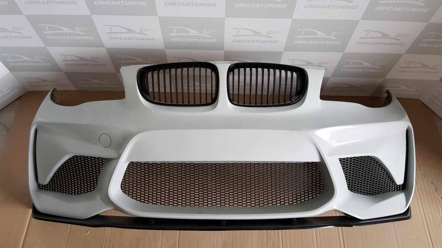 BMW-Serie-1-Para-choques-Frente-Look-M2-4