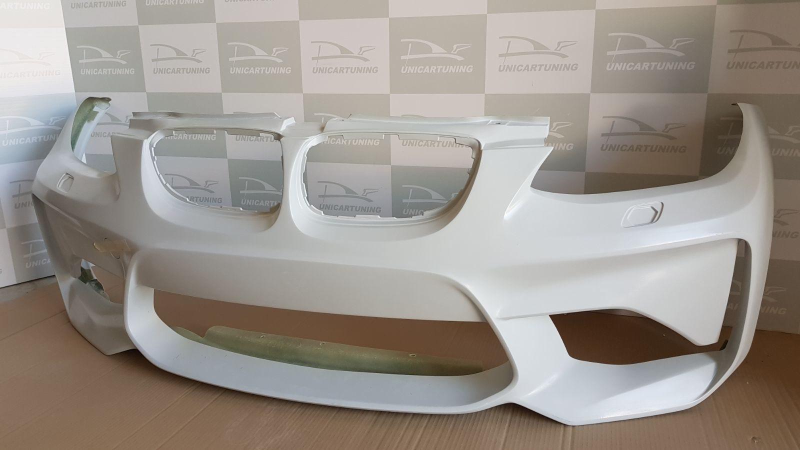 BMW-Serie-3-E92-Coupé-06-10-Para-choques-Frente-Look-M2-5