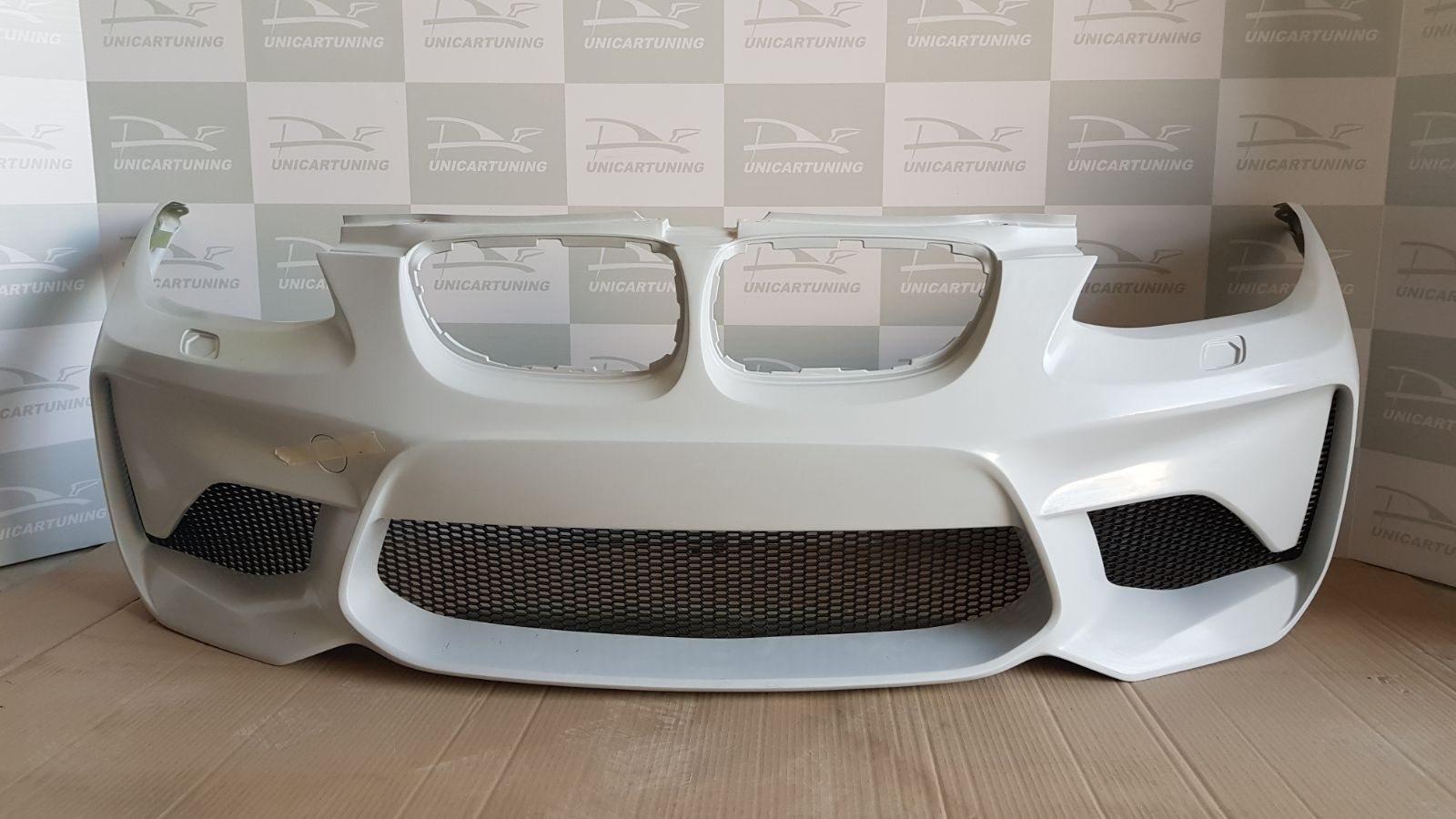 BMW-Serie-3-E92-Coupé-06-10-Para-choques-Frente-Look-M2-rede-2