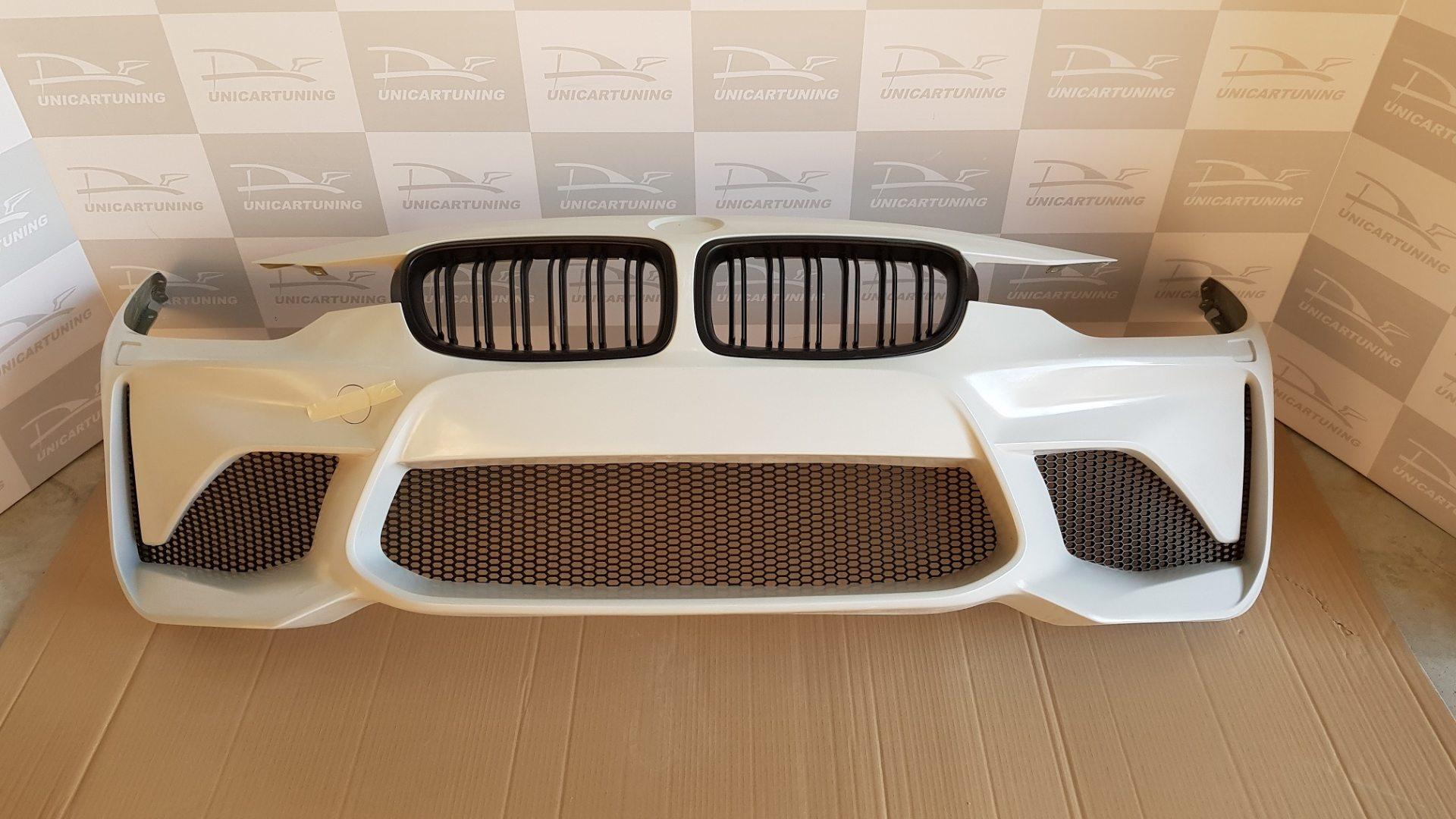 BMW-Serie-3-F30-11-15-Para-choques-Frente-Look-M2-2