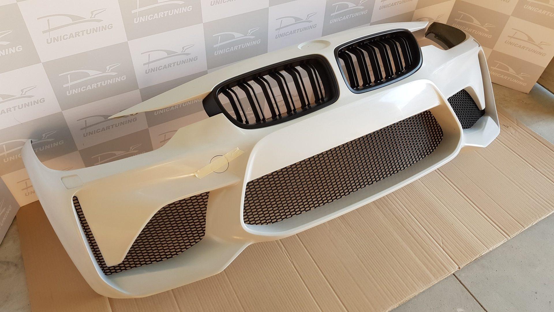 BMW-Serie-3-F30-11-15-Para-choques-Frente-Look-M2-4