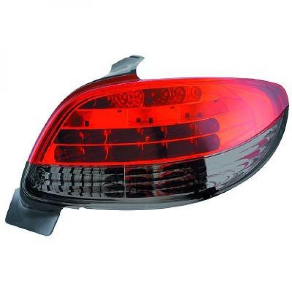 Peugeot-206-98-08-–-Farolins-Cristal-LED-Escurecidos