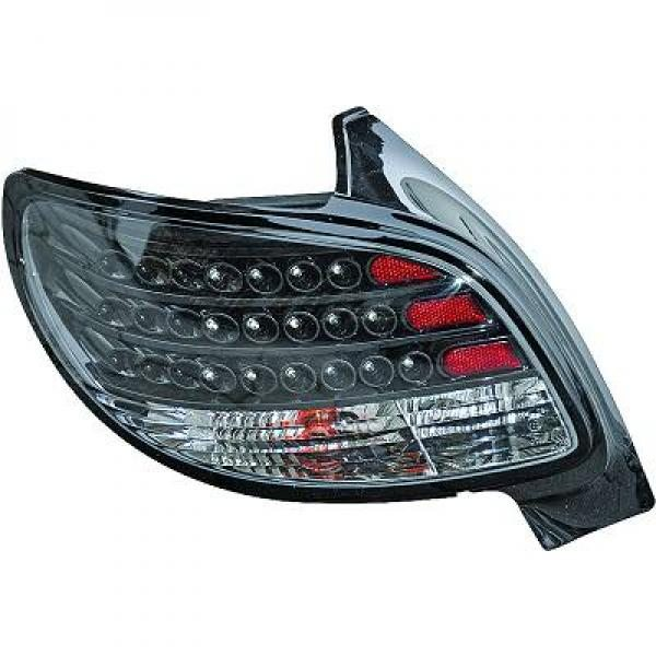 Peugeot-206-98-08-–-Farolins-Cristal-LED-Preto