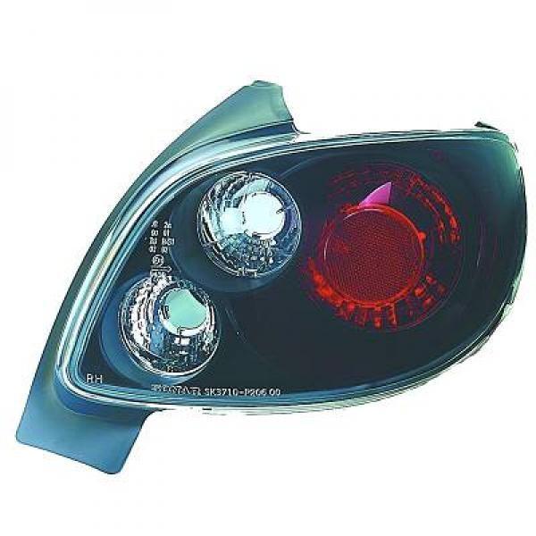 Peugeot-206-98-08-–-Farolins-Cristal-Pretos
