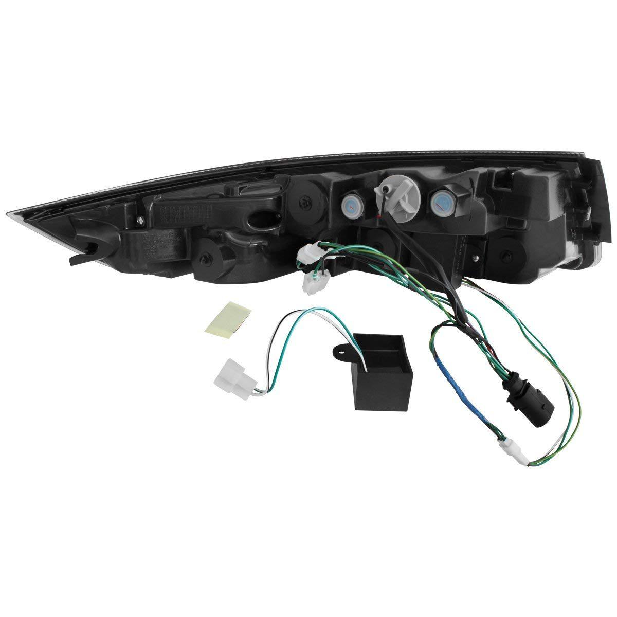 Porsche-911-04-08-–-Farolins-Cristal-Escurecidos-em-LED-2