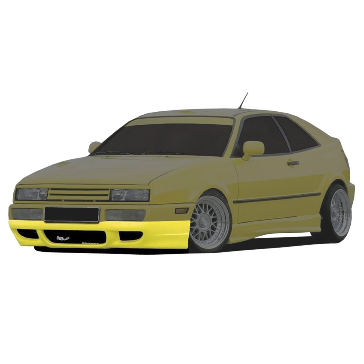 VW-Corrado-Spoiler-Frt-SPU0624
