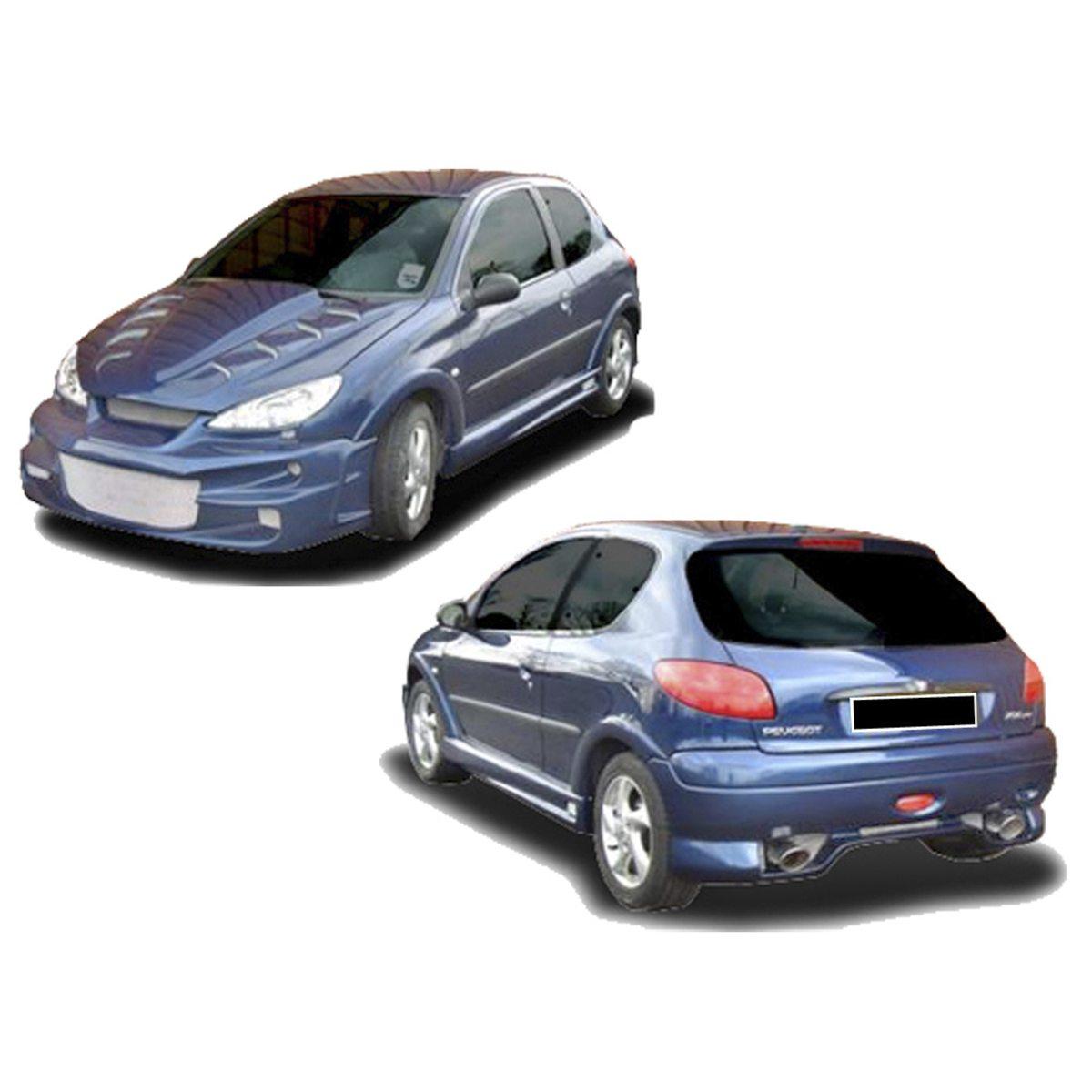 Peugeot-206-BadBoy-KIT-QTU020