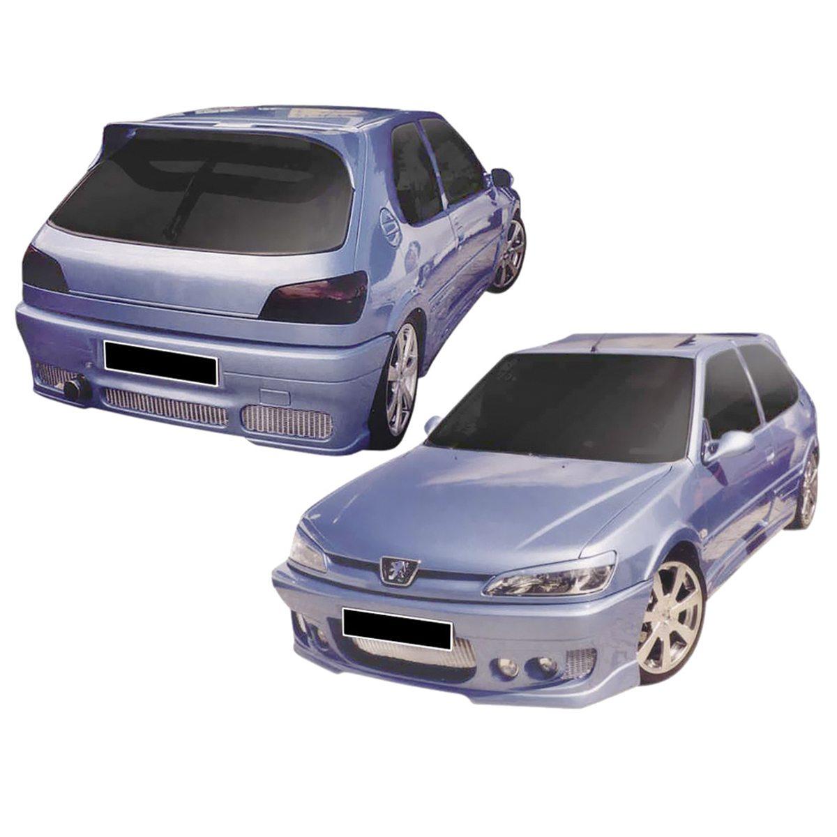Peugeot-306-Probe-KIT-QTU137