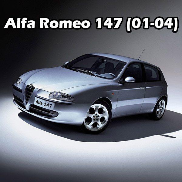 Alfa Romeo 147 (01-04)