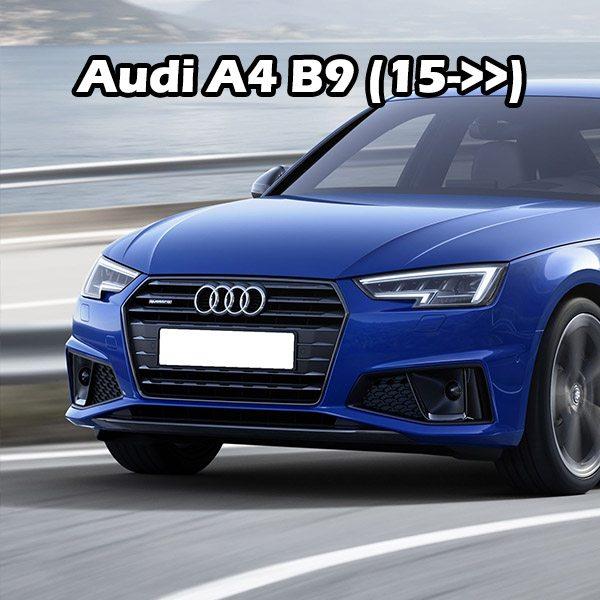 Audi A4 B9 Lim/Avant (15->>)