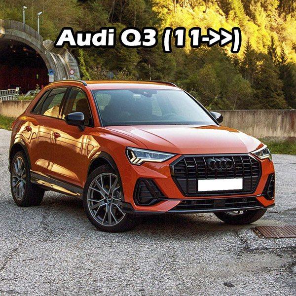 Audi Q3 (11->>)