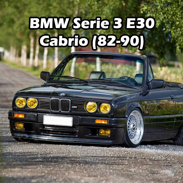 BMW Serie 3 Cabrio E30 (82-90)