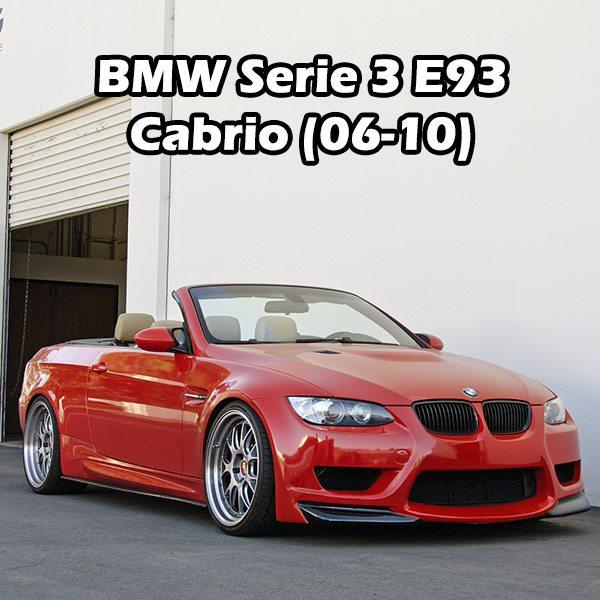 BMW Serie 3 E93 Cabrio (06-10)