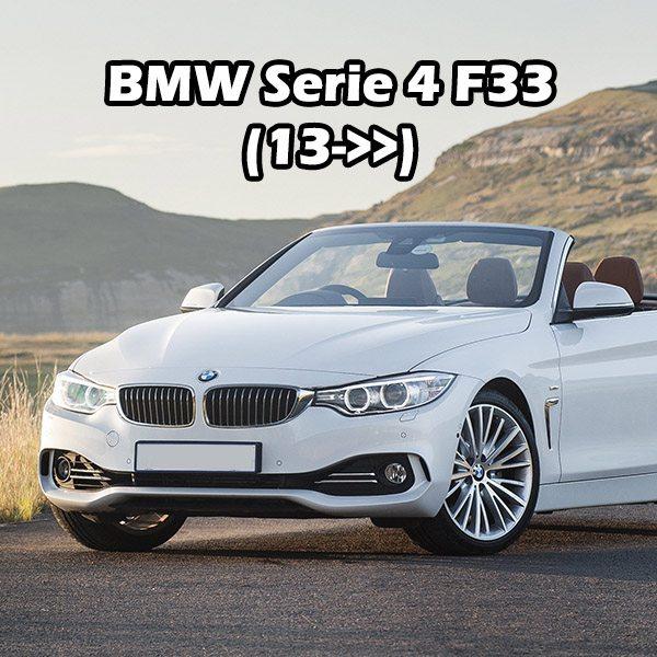 BMW Serie 4 F33 Cabrio (13-17)