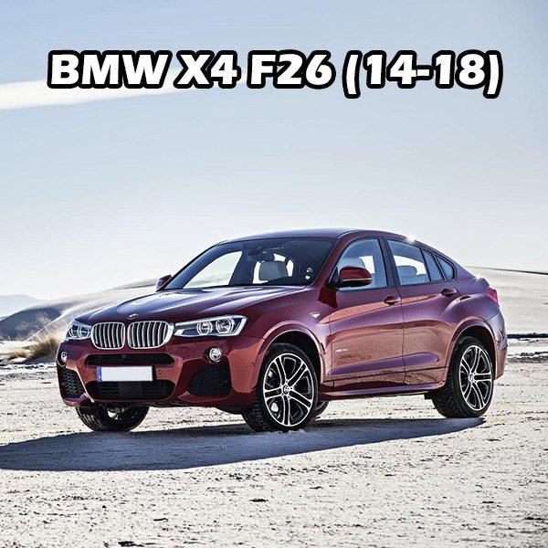 BMW X4 F26 (14-17)