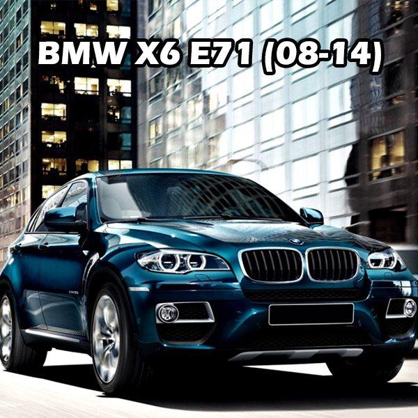 BMW X6 E71 (08-14)