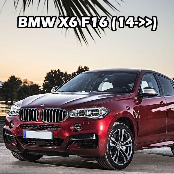 BMW X6 F16 (14-19)