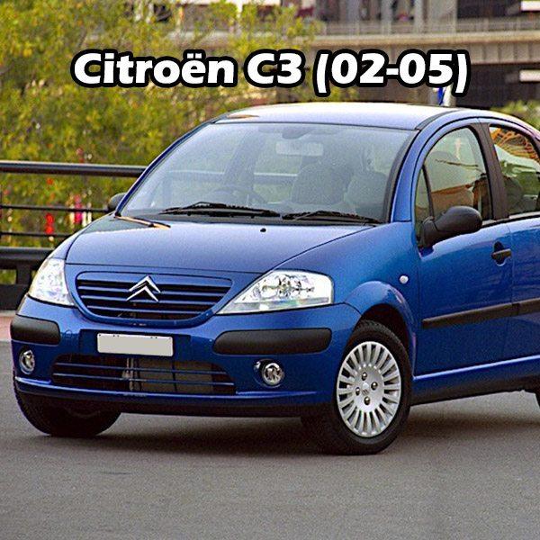Citroën C3 (02-05)