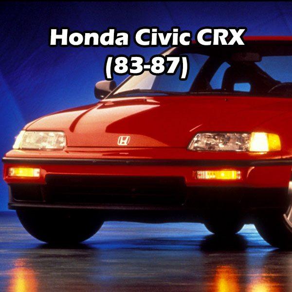 Honda Civic CRX (83-87)