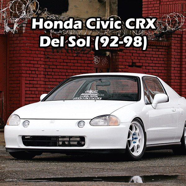 Honda Civic CRX Del Sol (92-98)