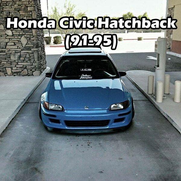 Honda Civic Hatchback (91-95)