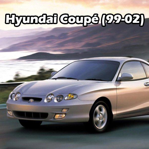 Hyundai Coupé (99-02)