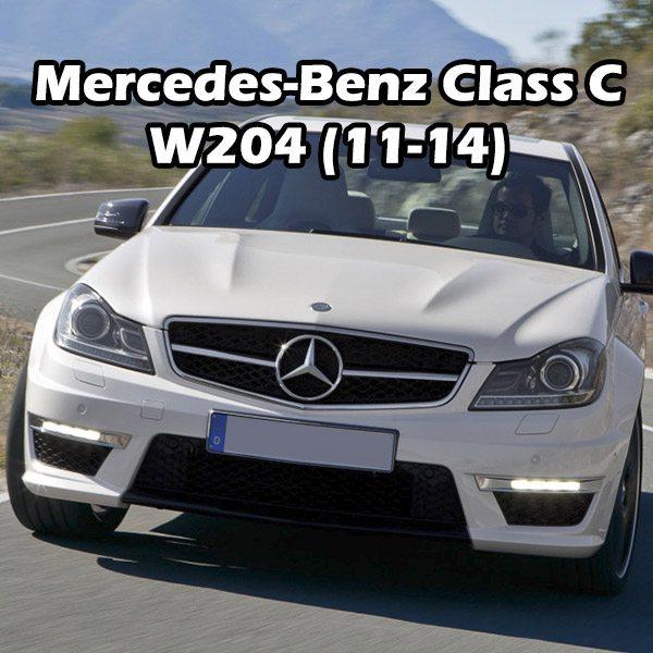 Mercedes-Benz Class C W204 (11-14)