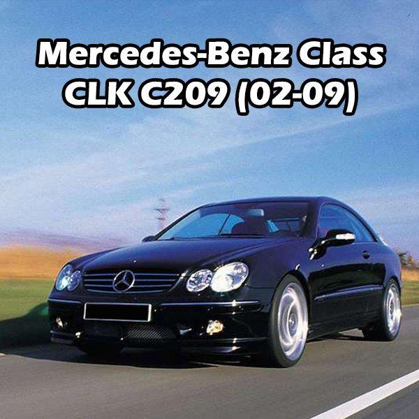 Mercedes-Benz Class CLK C209 (02-09)