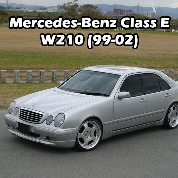 Mercedes-Benz Class E W210 (99-02)