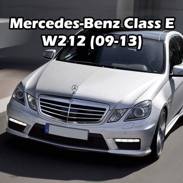 Mercedes-Benz Class E W212 (09-13)