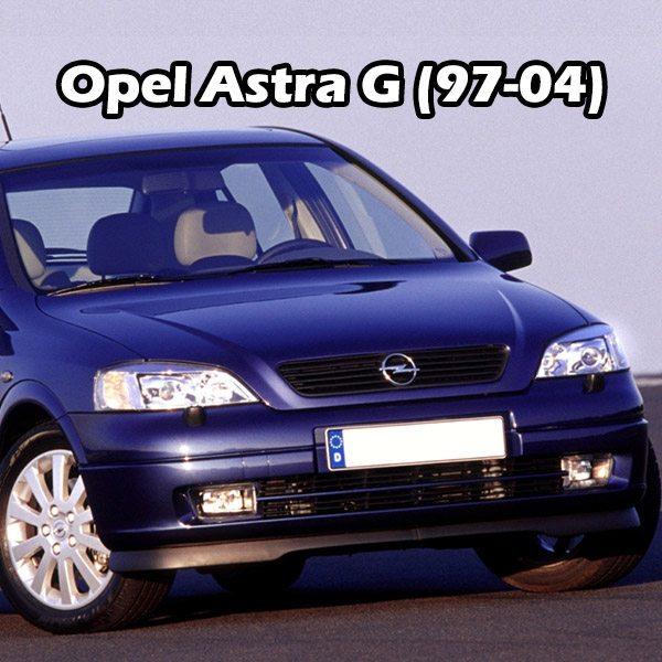Opel Astra G (97-04)