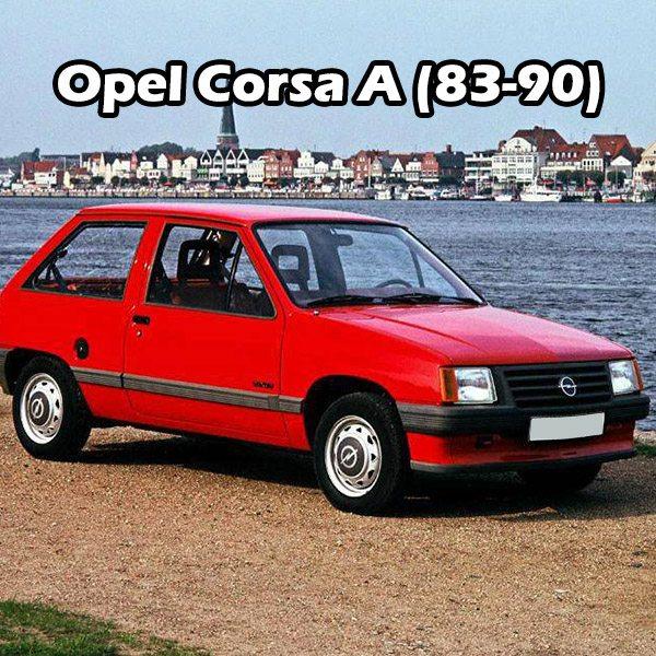 Opel Corsa A (83-90)