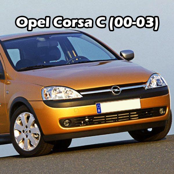 Opel Corsa C (00-03)