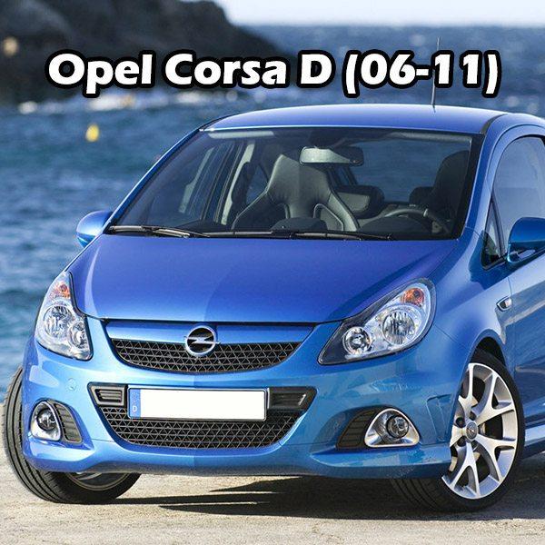 Opel Corsa D (06-11)