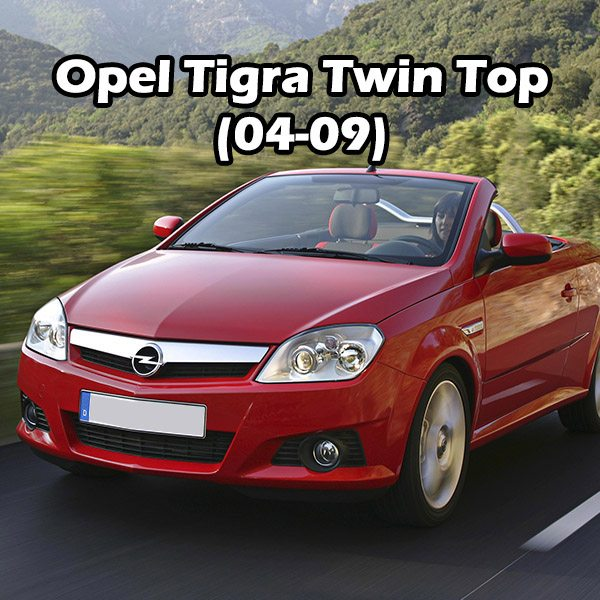 Opel Tigra Twin Top (04-09)
