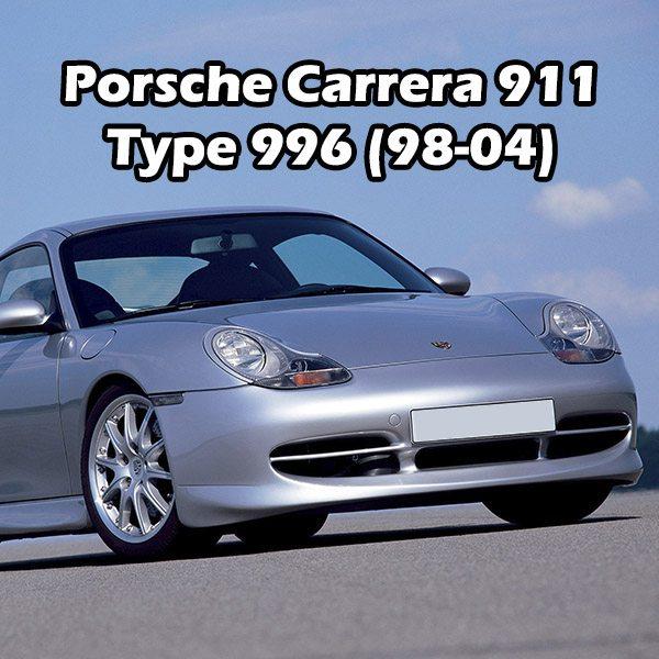 Porsche Carrera 911 Type 996 (98-04)