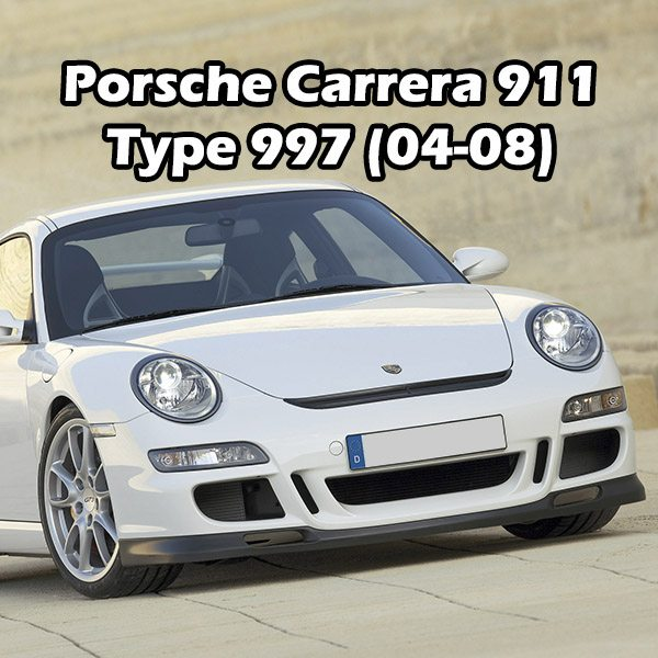 Porsche Carrera 911 Type 997 (04-08)