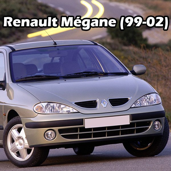 Renault Mégane (99-02)