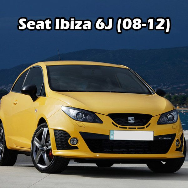 Seat Ibiza 6J (08-12)