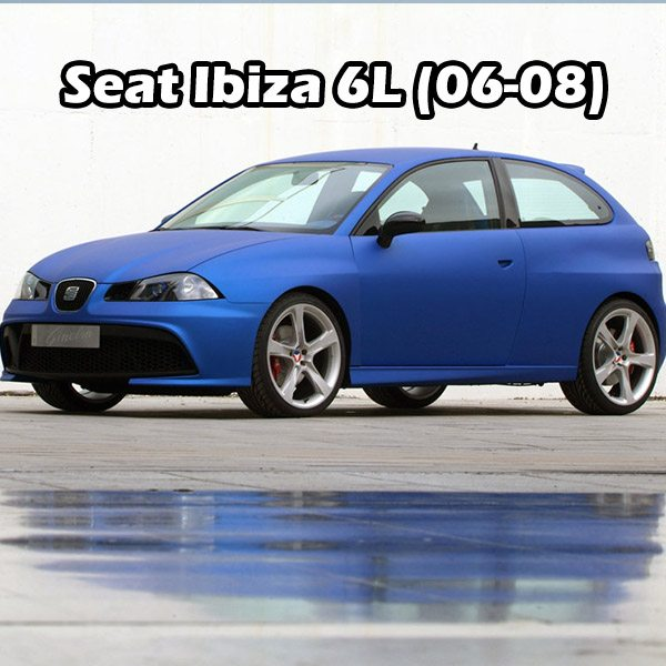 Seat Ibiza 6L (06-08)