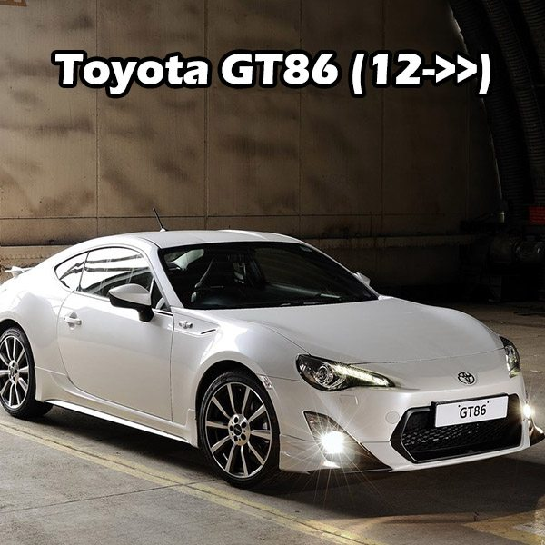 Toyota GT86 (12->>)